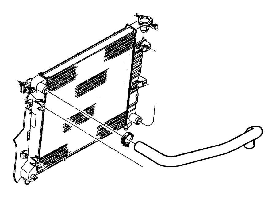 dodge ram 3500 radiator drain plug
