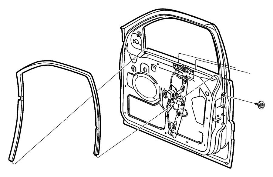Jeep Grand Cherokee Window Regulator  Make