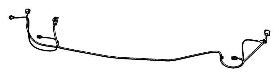 Dodge Challenger Headlight Wiring Harness  All  Srt8