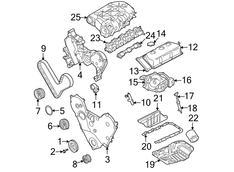 Chrysler Pacifica Camshaft  Gear  Timing  Sprocket  Engine  3 5 Liter  4 0 Liter  Gear That